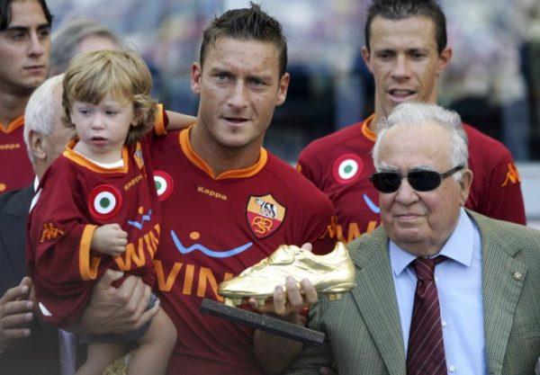 Perjalanan Francesco Totti Menjadi Salah Seorang Kebanggaan Roma