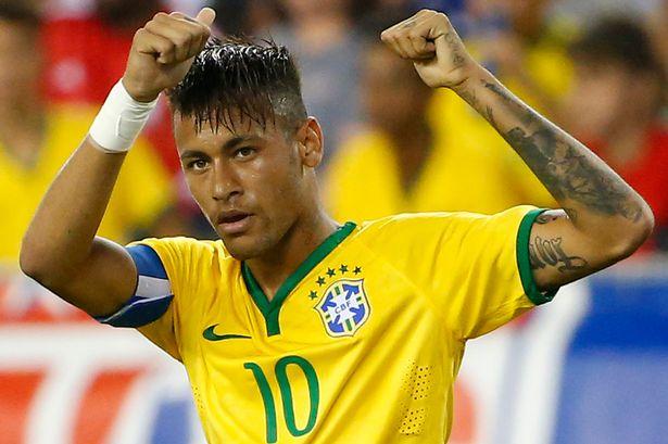 Sepak Terjang Neymar Junior Di Dunia Sepak Bola
